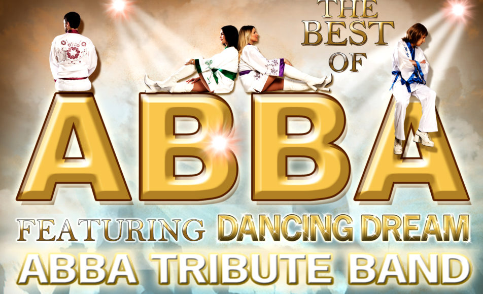 GET TICKETS: Thursday Night Live! Dancing Dream ABBA Tribute Band