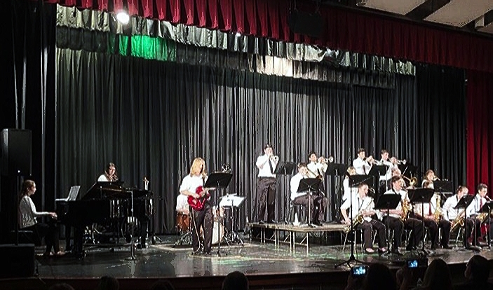 GET TICKETS: High School Jazz Bands Concert