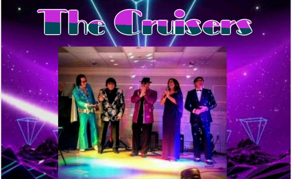 GET TICKETS: Rock Around the Jukebox with The Cruisers