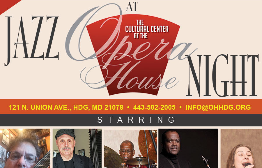 GET TICKETS: A Night of Jazz