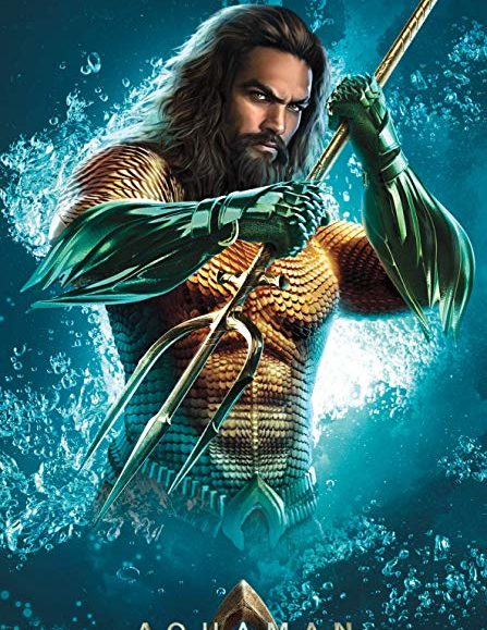 GET TICKETS:  Aquaman (Family Film Series)