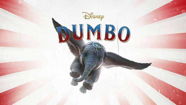GET TICKETS:  Dumbo (2019 Version)-Family Film Series