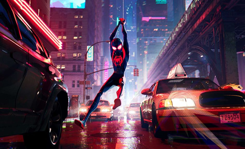 GET TICKETS:  Spiderman: Into the Spider Verse (Family Film Series)