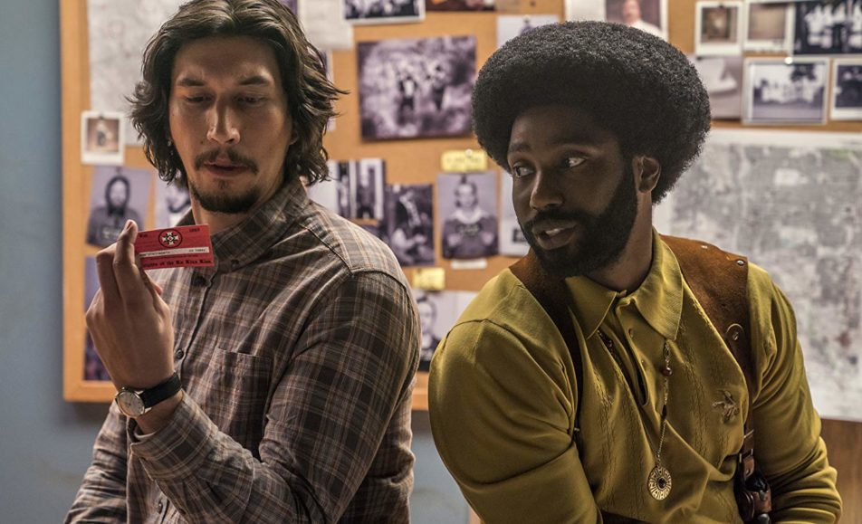GET TICKETS:  BlacKkKlansman (In Case You Missed It)
