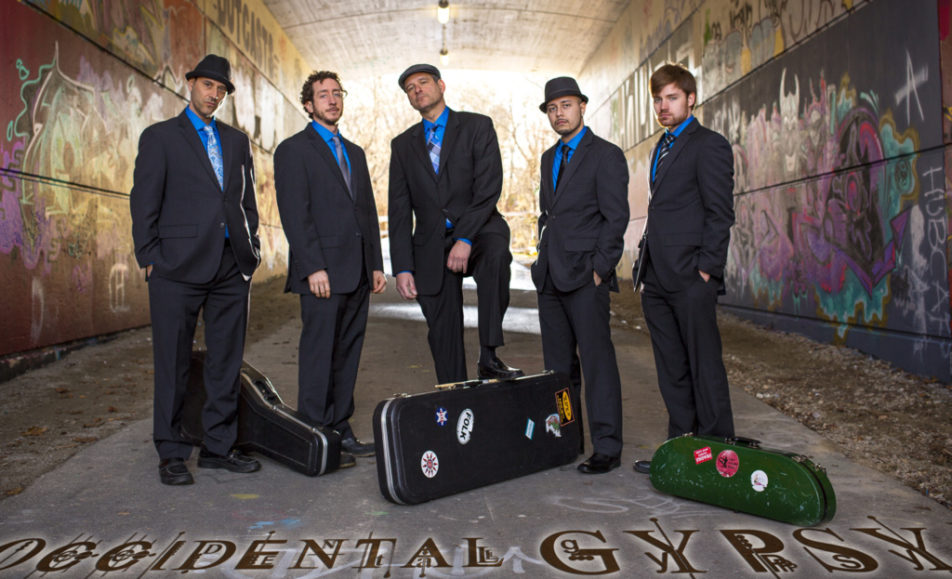 GET TICKETS: Occidental Gypsy