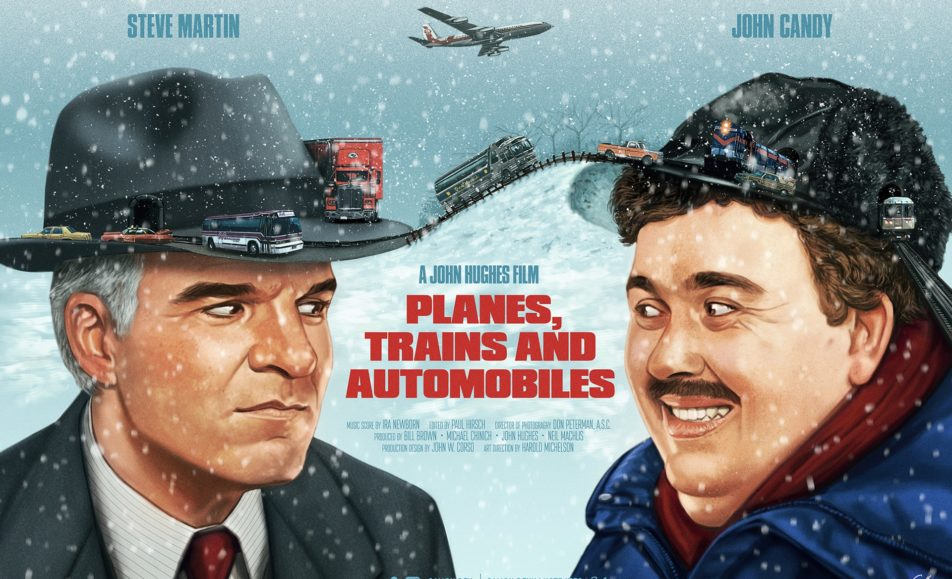 GET TICKETS: Planes, Trains and Automobiles
