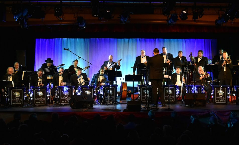 GET TICKETS: The Havre de Grace Arts Collective presents: The Melting Pot Big Band and Friends