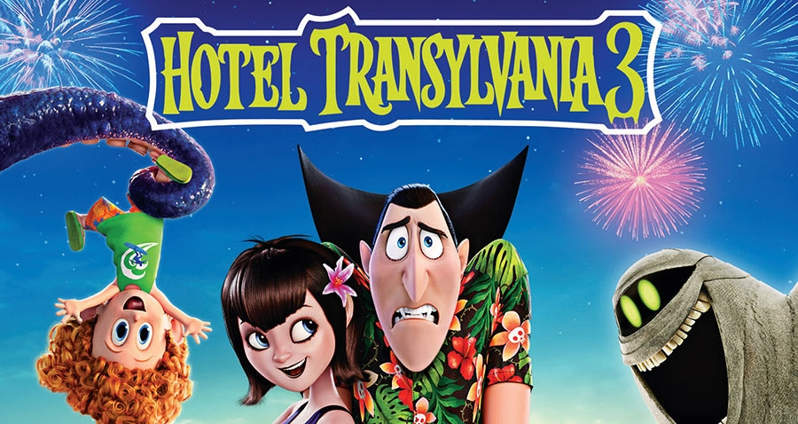 GET TICKETS: Hotel Transylvania 3: Summer Vacation