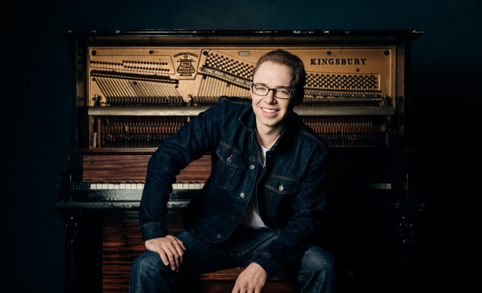 GET TICKETS: An Evening with Pianist Josh Christina