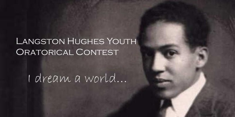 GET TICKETS:  The Havre de Grace Colored School Foundation presents:The Langston Hughes Youth Oratorical Contest