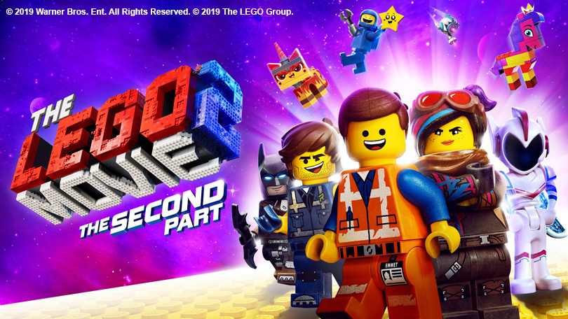 GET TICKETS: The Havre de Grace Arts Collective presents: The Lego Movie 2: The Second Part