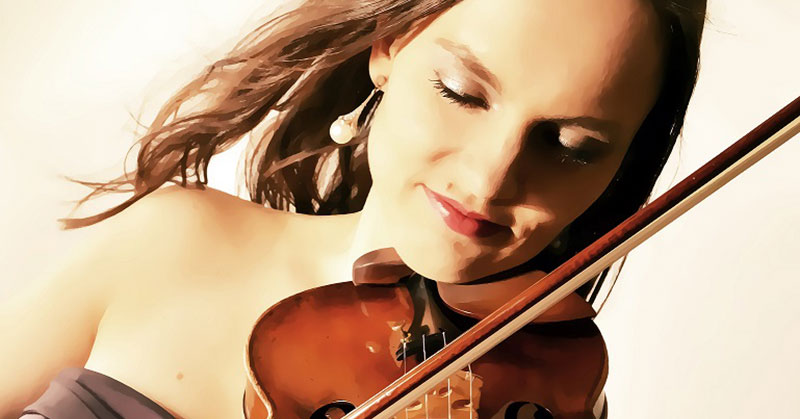 GET TICKETS: Violinist Kinga Augustyn in Recital