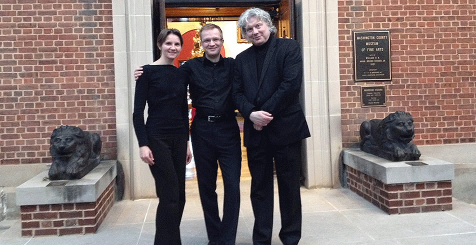 GET TICKETS: Amici delle Muse Piano Trio (Made possible by The Peggy and Yale Gordon Trust)