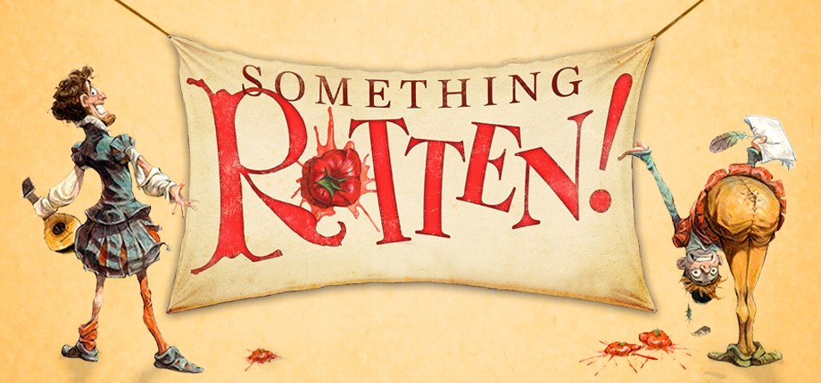 GET TICKETS: Scottfield Theatre Company presents: Something Rotten!