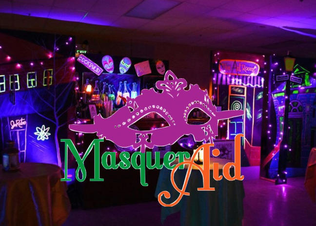 GET TICKETS: Virtual MasquerAid 2021