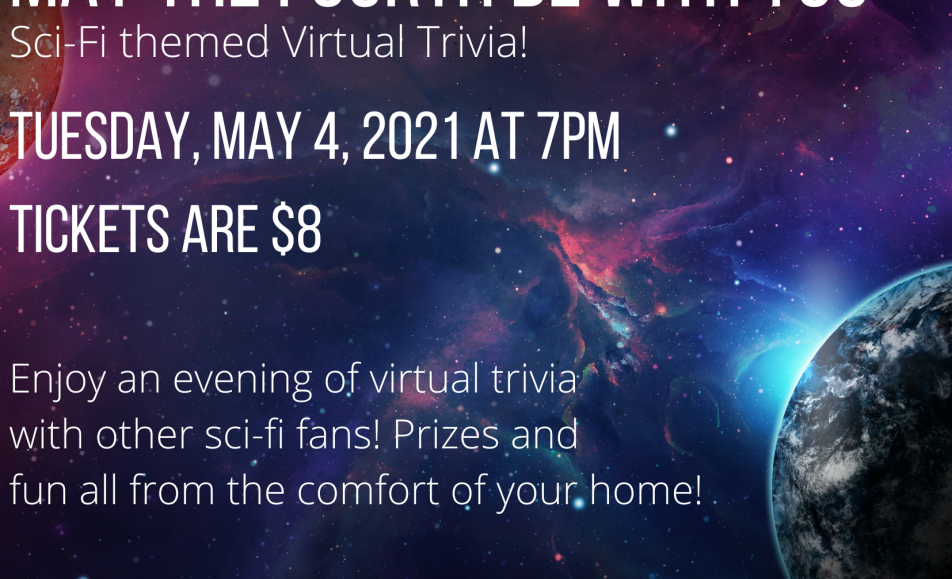 GET TICKETS: May the Fourth Be With You – Sci-Fi Themed Trivia