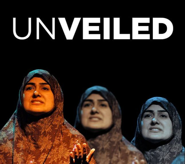 GET TICKETS: The Havre deGrace Arts Collective presents Unveiled: A One Woman Play by Rohina Malik