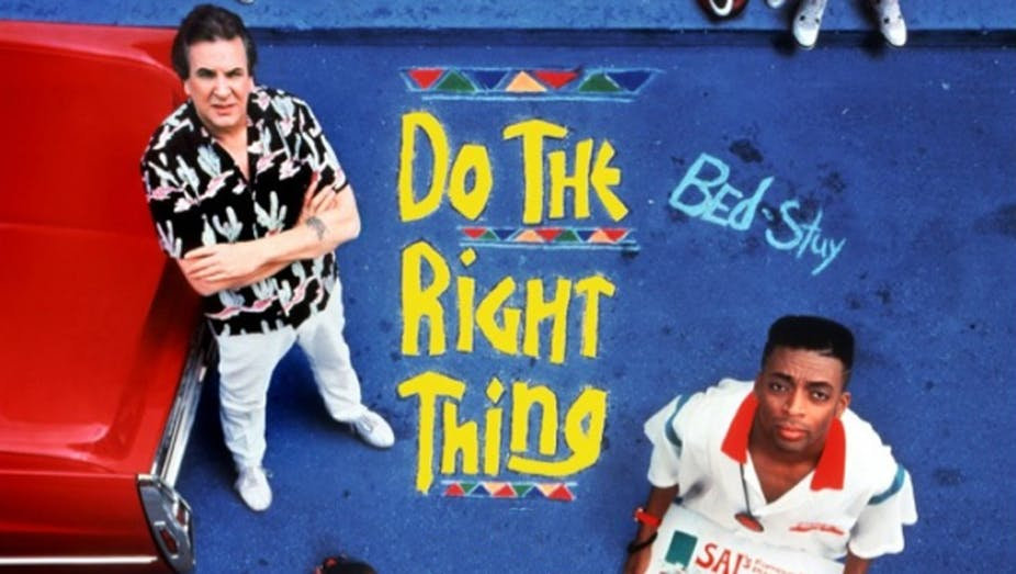GET TICKETS: Tough Choices Film Series: Do The Right Thing