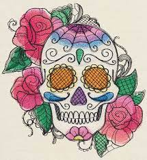 GET TICKETS: The Havre de Grace Arts Collective Youth Program presents: Colorful Calaveras Drawings