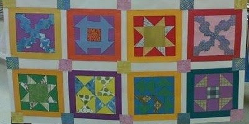 GET TICKETS: Black History Month: Collaborative Paper Quilt!